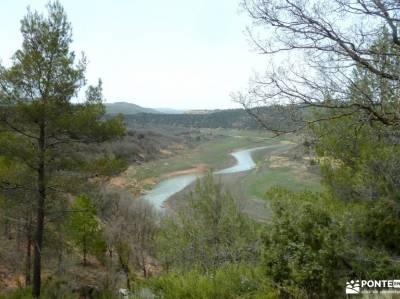 Meandros Río Tajo–Reto Senderista;laguna peñalara desfiladero de los arrudos viajar con arte el